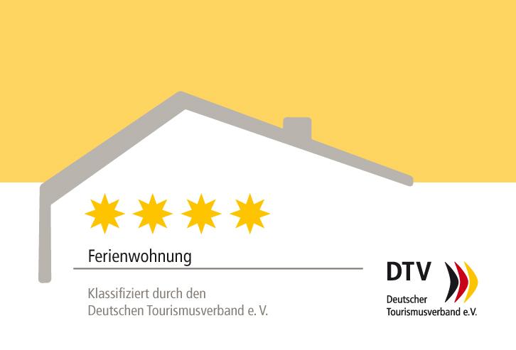 Klassifiziert durch den Deutschen Tourismusverband e.V.